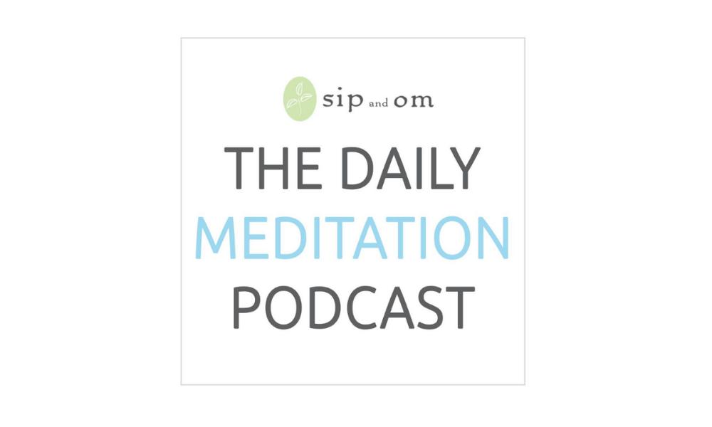 the daily meditation podcast