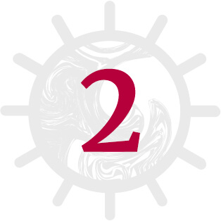 Marialma's sun icon with number 2