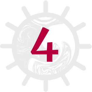 Marialma's sun icon with number 4