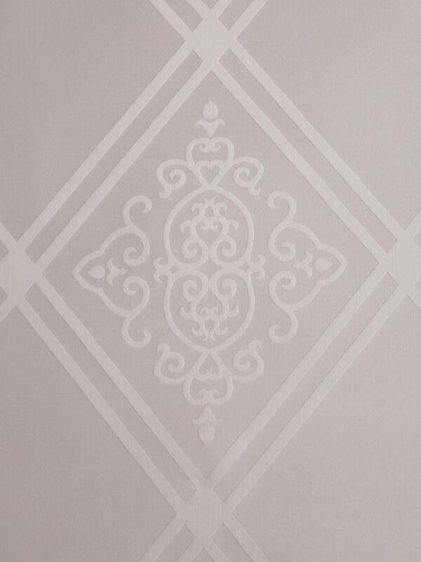 Marialma's grey jacquard pattern