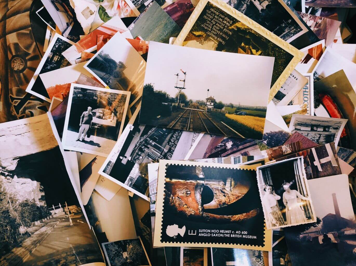 lots of photographs