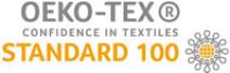 Oeko Tex Standard 100 Certificate Logo